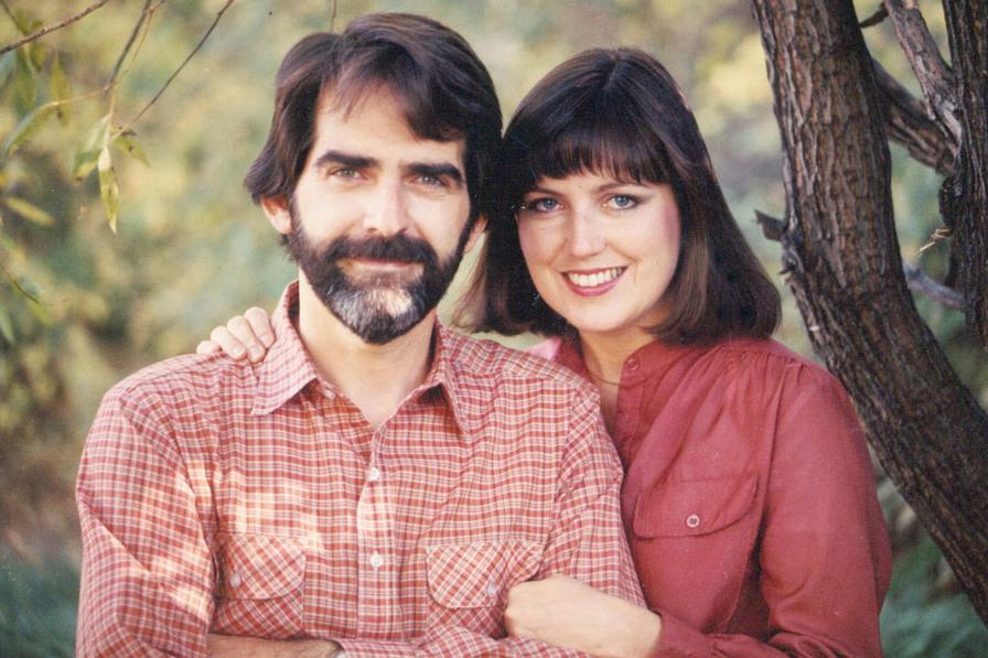 Happy 38th Anniversary to Mary & Joe