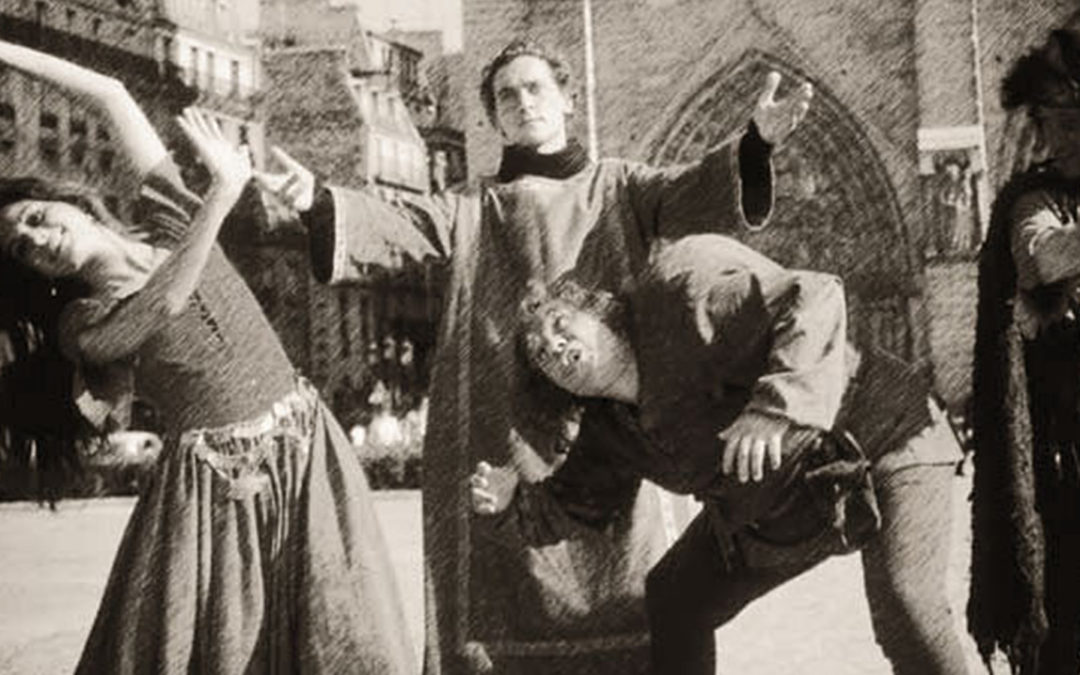 When I Photographed the Hunchback of Notre Dame