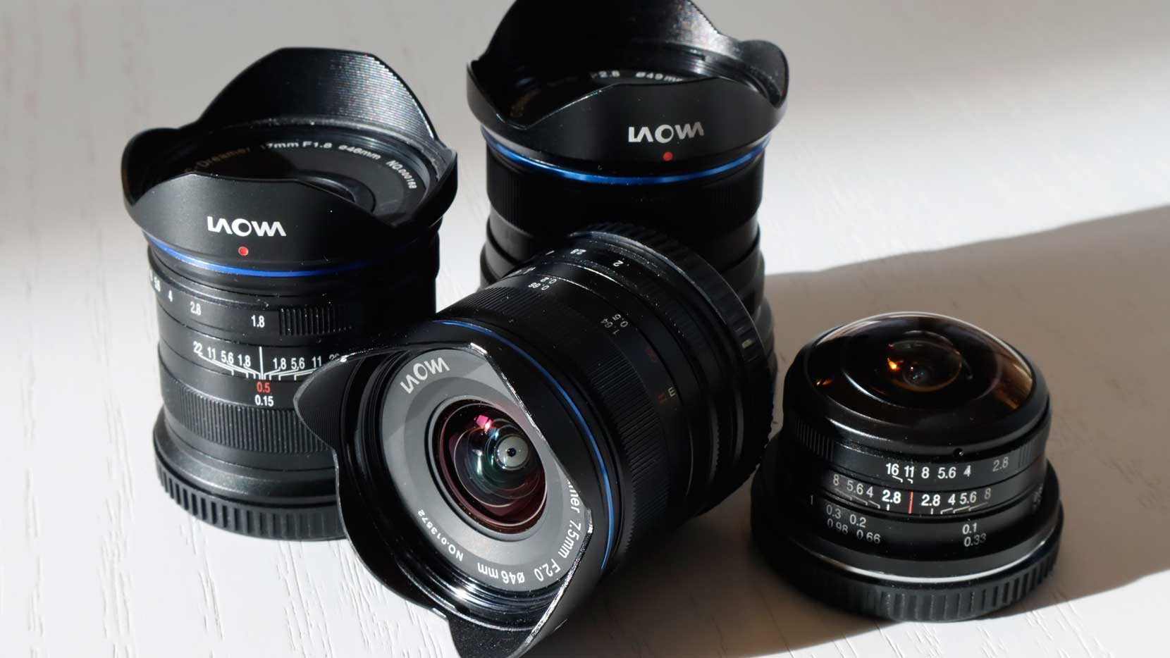 First Look: Laowa Lenses for Micro Four-thirds
