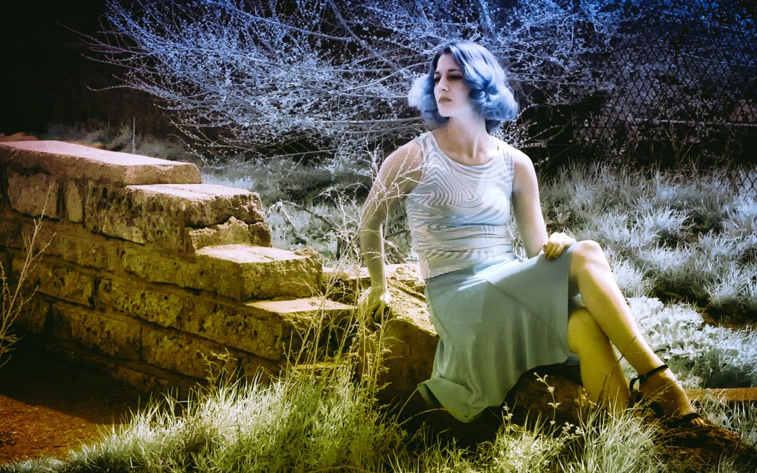 Depth-of-Field and Infrared Portraiture