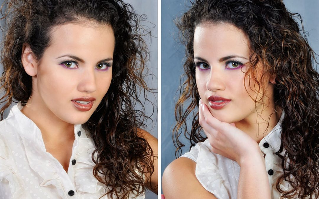 In Portraiture: Put Your Best Face Forward
