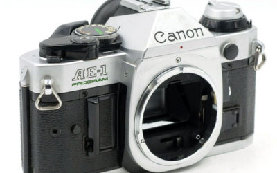 Film Friday:  Canon AE-1 Program Backup