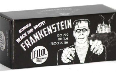 Film Preview: Frankenstein 200 BW Film
